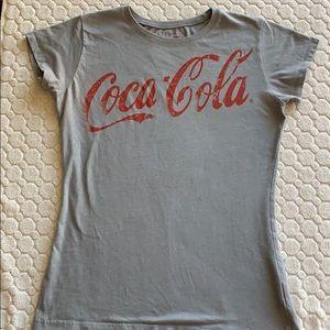 Coca-Cola Gray T-Shirt